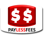 Pay Less Fees with good credit