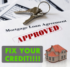 credit repair home purchase