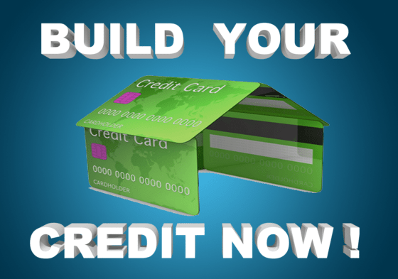 BUILD YOUR CREDIT REBUILD YOUR CREDIT