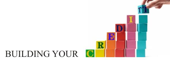 build positive credit to raise credit score